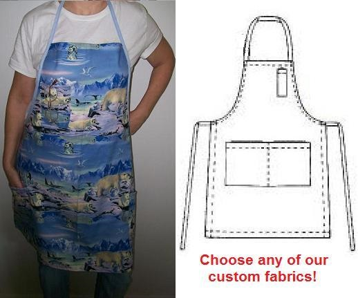 519707 - Custom Made Aprons